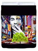 Dave Matthews Dreaming Tree Duvet Cover