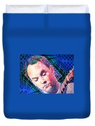 Dave Matthews Open Up My Head Duvet Cover