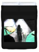 Davy's On The Road Again Duvet Cover