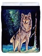 Dawn Of A New Day Original Painting Forsale Duvet Cover