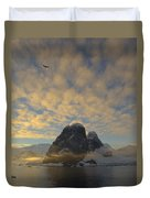 Dawn Over The Lemaire Duvet Cover