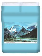 Day In The Wilderness Duvet Cover