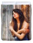 Daydream - Pastels Duvet Cover