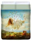Daydreams Duvet Cover