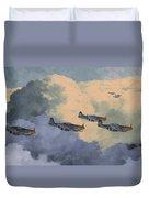 Daydreams Over Cambridgeshire Duvet Cover