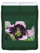 Daylily 12 Duvet Cover