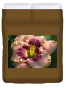 Daylily Collection # 14 Duvet Cover