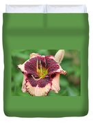 Daylily Collection # 7 Duvet Cover