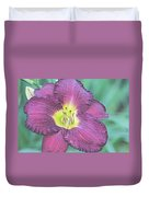 Daylily Collection #26 Duvet Cover