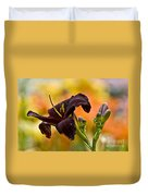 Daylily Picture 514 Duvet Cover