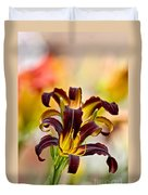 Daylily Picture 541 Duvet Cover