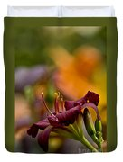 Daylily Pictures 571 Duvet Cover
