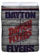 Dayton Flyers Duvet Cover
