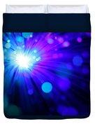 Dazzling Blue Duvet Cover