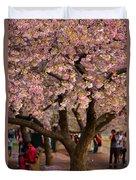 Dc Cherry Blossom Tree Duvet Cover