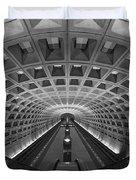 D.c. Subway Duvet Cover