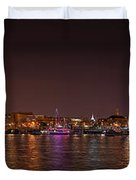 Dc Waterfront Duvet Cover