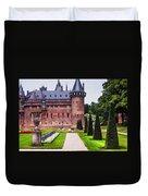 De Haar Castle 2. Utrecht. Netherlands Duvet Cover