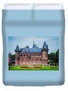 De Haar Castle. Utrecht. Netherlands Duvet Cover