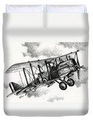De Havilland Airco Dh.4 Duvet Cover