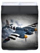 de Havilland Mosquito PR.Mk XVI Duvet Cover