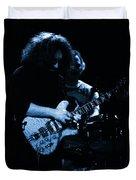Dead #11 In Blue Duvet Cover
