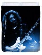 Dead #20 In Blue Duvet Cover