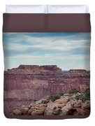 Dead Horse Point State Park 2 Duvet Cover