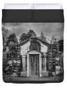 Dead Man's Castle Duvet Cover