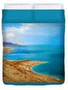 Dead Sea Duvet Cover