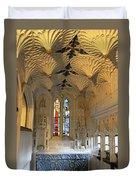 Dean's Chapel Duvet Cover