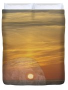 Death Of A Day Duvet Cover