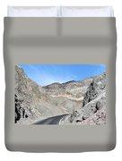 Death Valley # 9 Duvet Cover