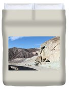 Death Valley #7 Duvet Cover