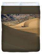 Death Valley Mesquite Flat Sand Dunes Img 0086 Duvet Cover