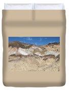 Death Valley Rock #2 Duvet Cover