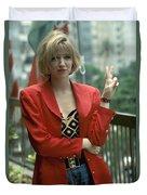 Debbie Gibson Duvet Cover