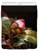 December Rose Duvet Cover