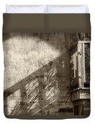 Deck Shadows Duvet Cover