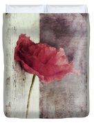 Decor Poppy Duvet Cover by Priska Wettstein