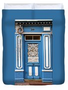 Decorative Door Duvet Cover