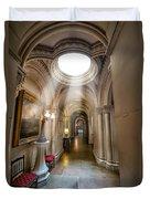Decorative Hall Duvet Cover