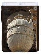 Decorative Urn - Palace Of Fine Arts Sf Duvet Cover