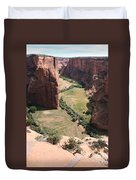 Deep Canyon De Chelly Duvet Cover