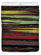Deep Color Field Duvet Cover