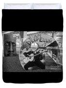 Deep Ellum Dallas Texas Art Duvet Cover