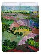 Deep Ridge Red Hill Duvet Cover