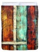 Deep Roots-a Duvet Cover