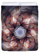 Deep Sea Creature Duvet Cover