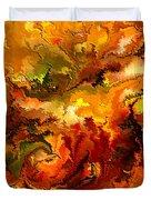 Deep Sleep By Rafi Talby  Duvet Cover